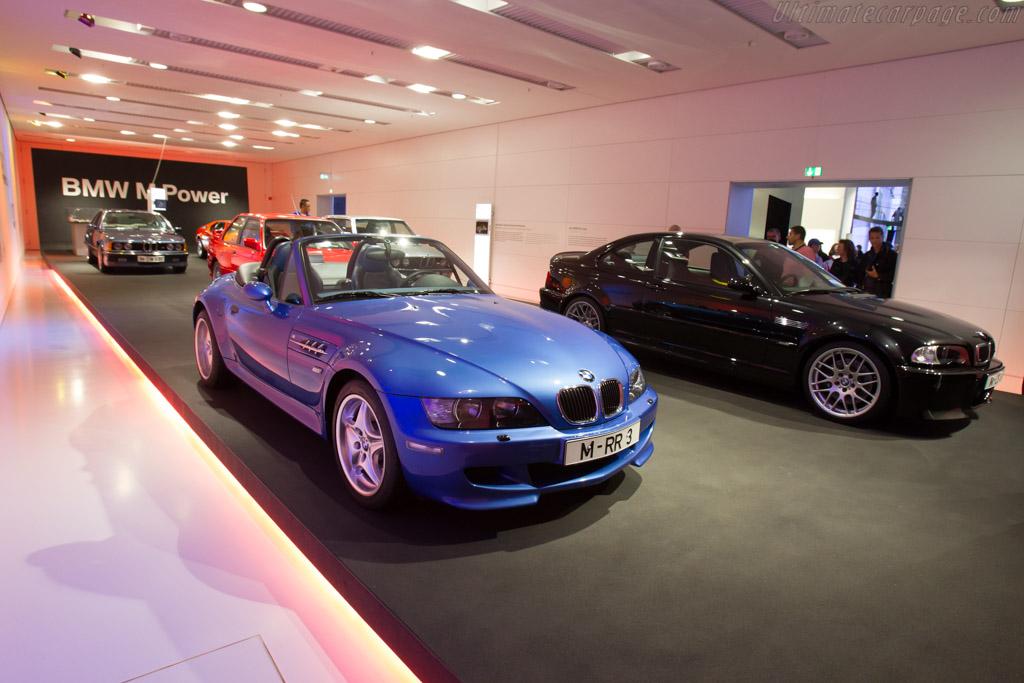 BMW Z3    - The BMW Museum