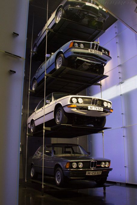 Silo   - The BMW Museum