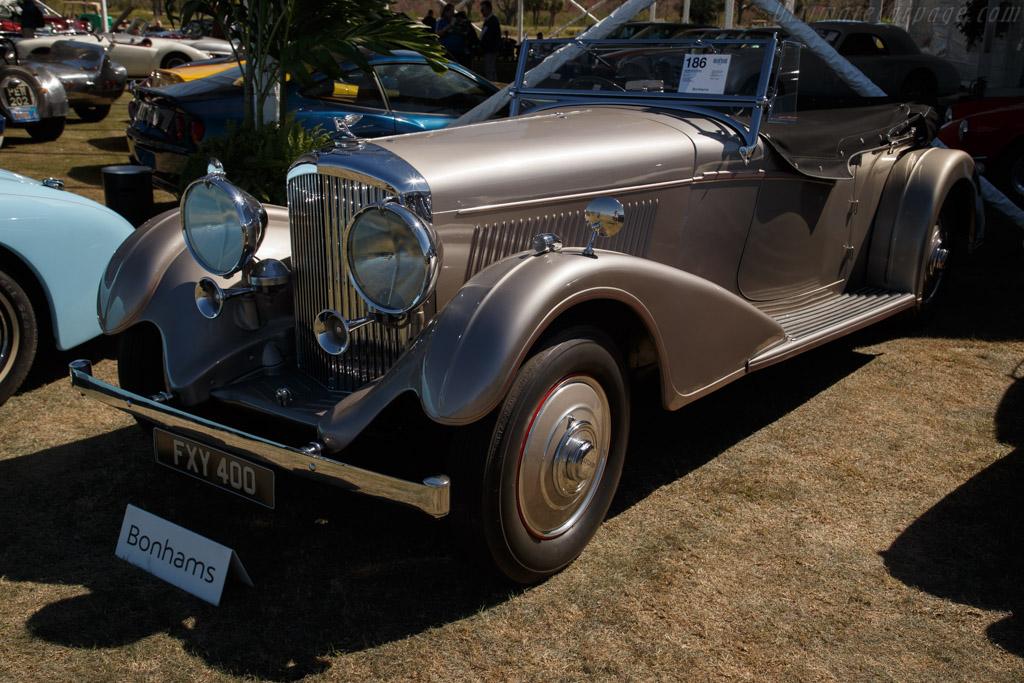 Bentley 4¼-Litre Tourer