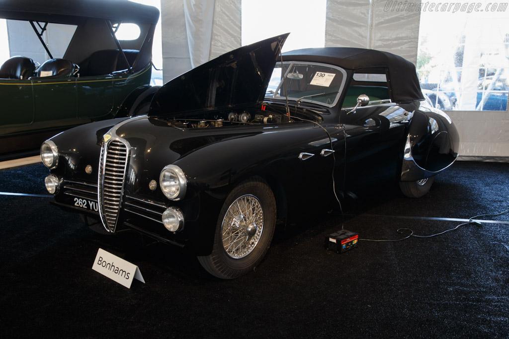 Delahaye 135M Saoutchik Cabriolet