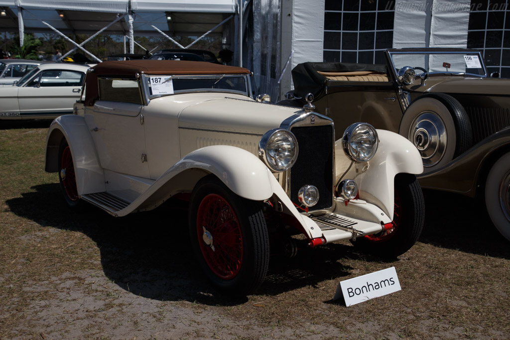 Georges Irat Model A Pourtout Roadster