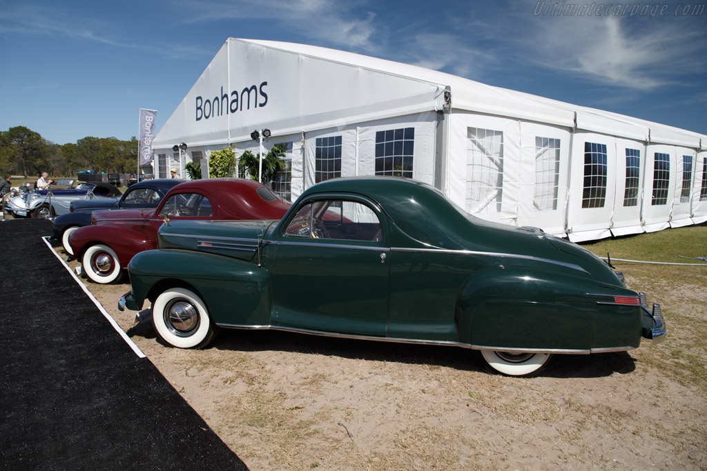 Lincoln Zephyr Coupe
