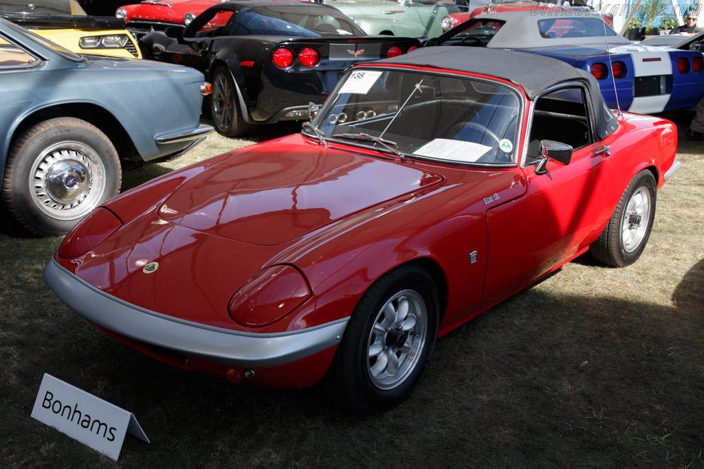Lotus Elan Roadster