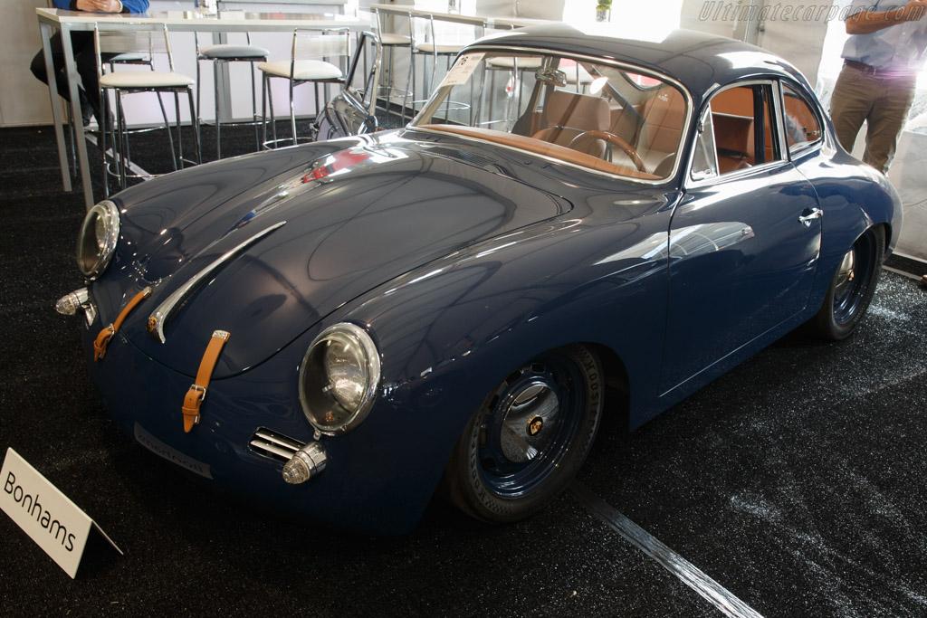 Porsche 356 C Outlaw Coupe