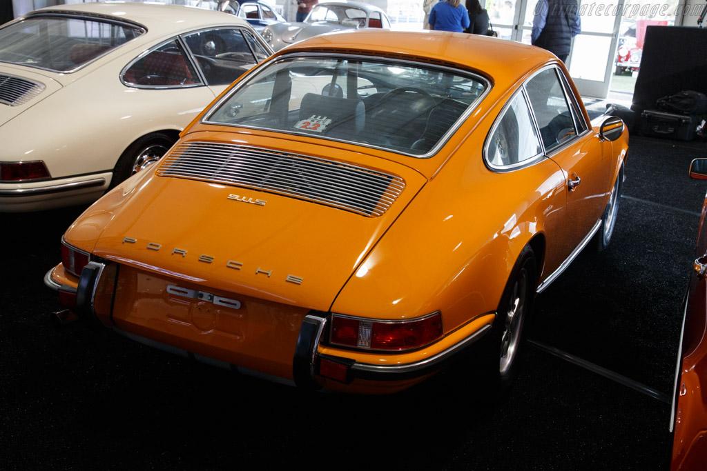 Porsche 911 S 2.2 Coupe