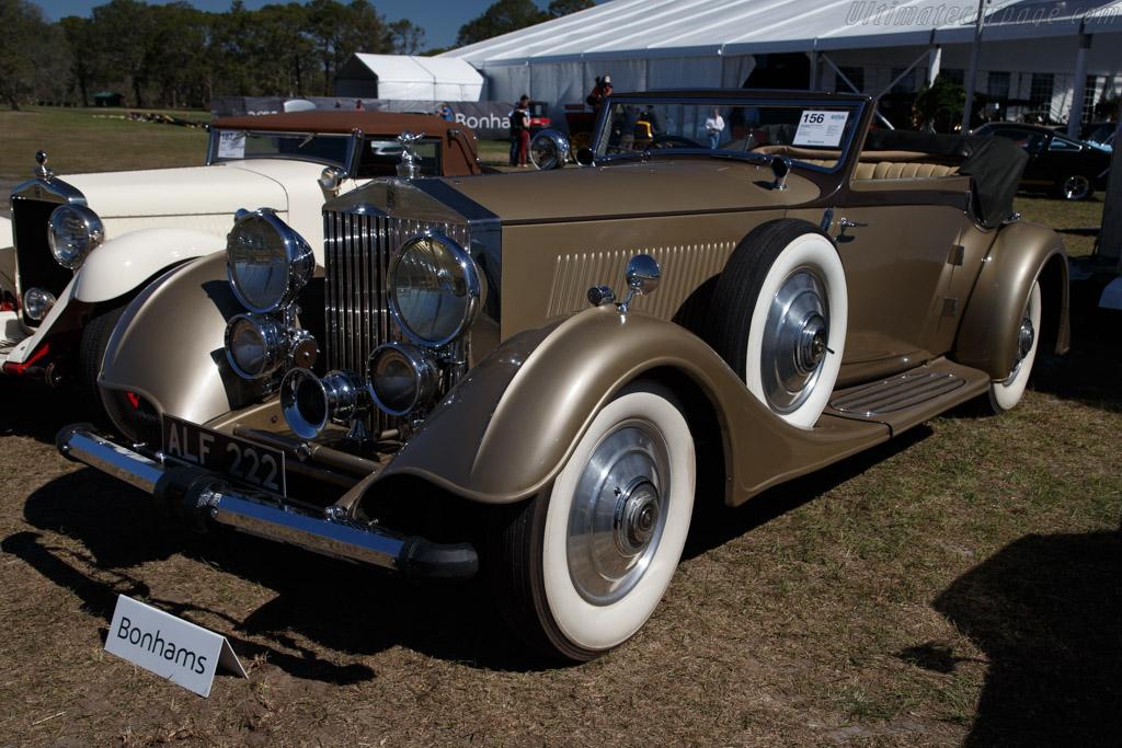 Rolls-Royce Phantom II Continental Thrupp & Maberly Roadster