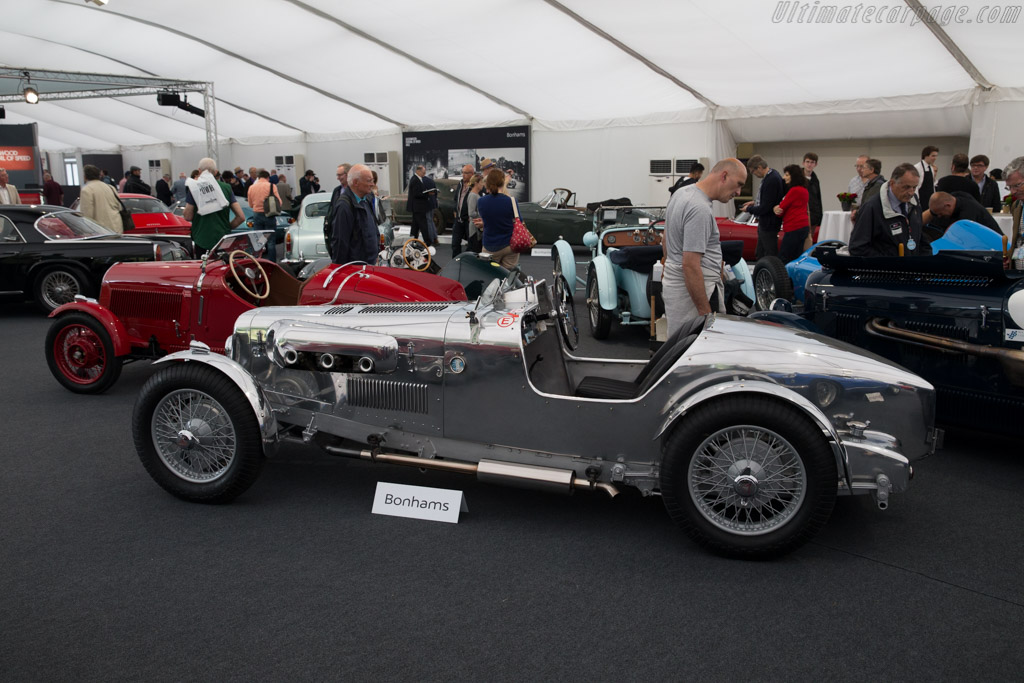 Alvis 12/70 2.8 Litre Special Sports - Chassis: 15882   - 2016 Goodwood Festival of Speed