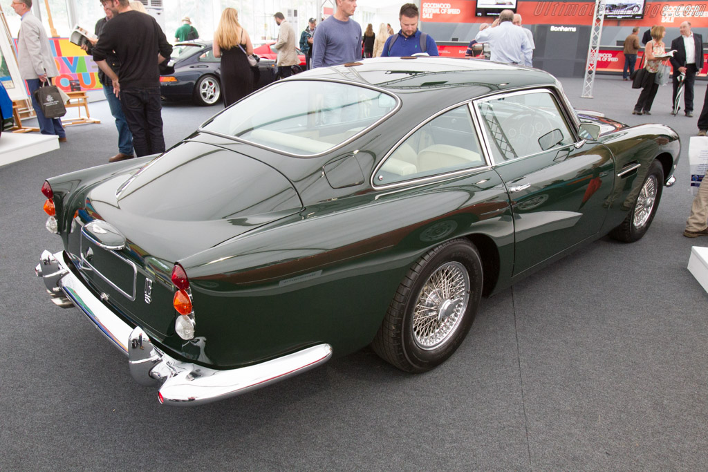 Aston Martin DB5 - Chassis: DB5/1308/R   - 2016 Goodwood Festival of Speed