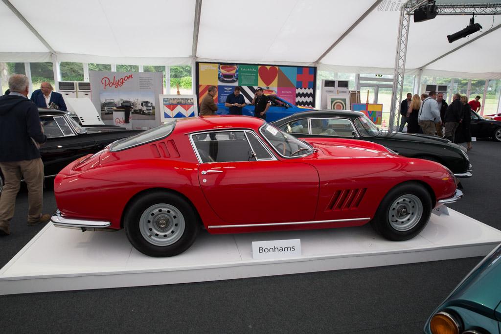 Ferrari 275 GTB 6C - Chassis: 08647   - 2016 Goodwood Festival of Speed