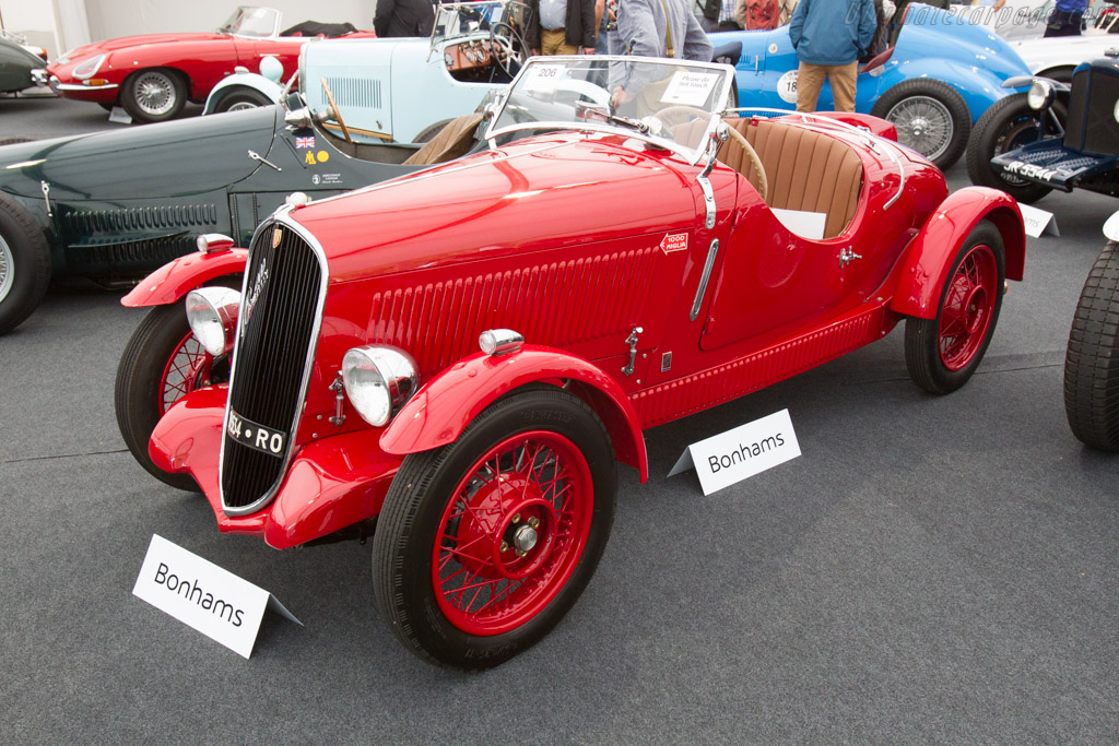 Fiat 508 Balilla Sport Spider - Chassis: 508 071328   - 2016 Goodwood Festival of Speed
