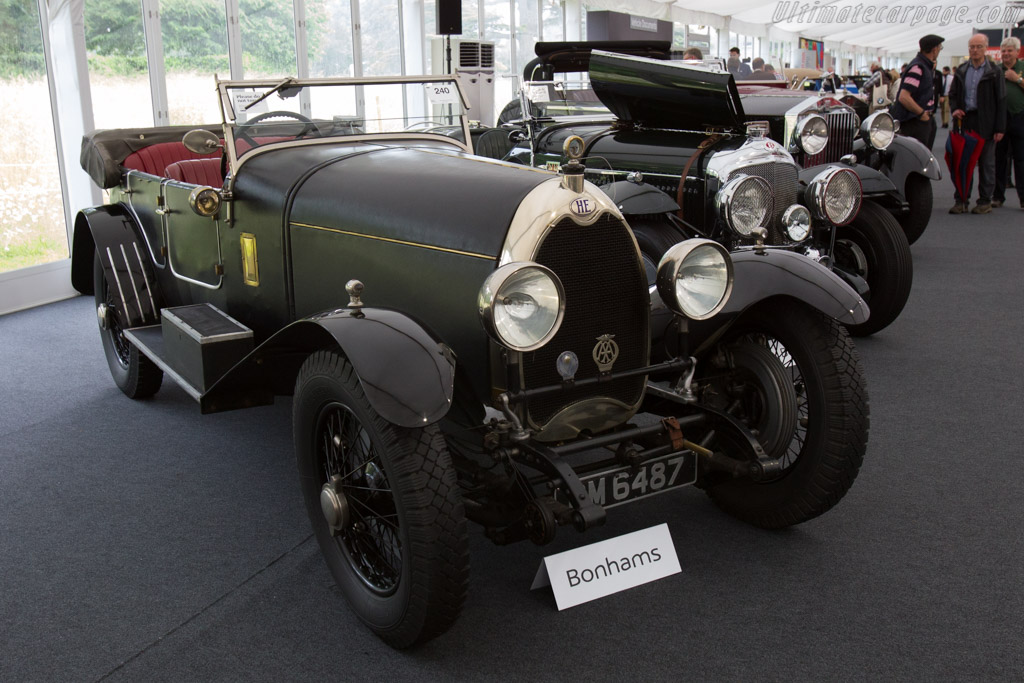 H.E. 16/60HP Sports Tourer - Chassis: HE C6035   - 2016 Goodwood Festival of Speed