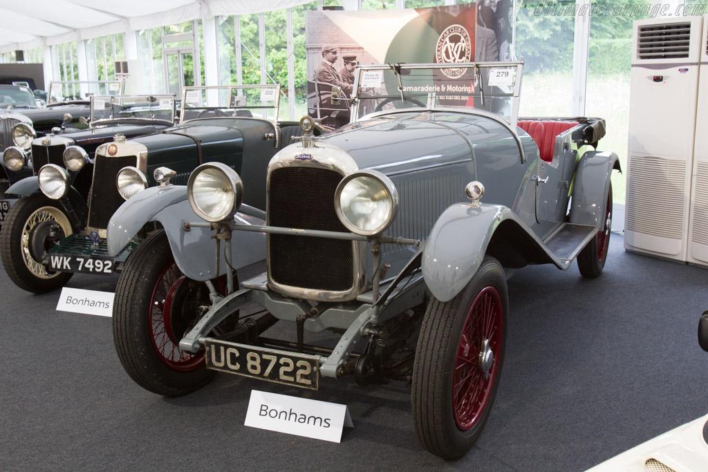 Lagonda 2-Litre - Chassis: 8942  - 2016 Goodwood Festival of Speed