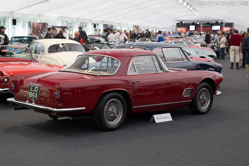 Maserati 3500 GTi Coupe - Chassis: AM101.2716  - 2016 Goodwood Festival of Speed