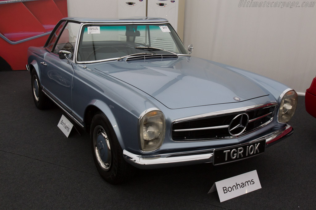Mercedes-Benz 280 SL - Chassis: 113.044.22.006002   - 2016 Goodwood Festival of Speed