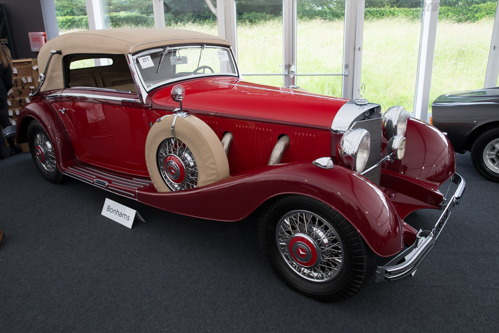 Mercedes-Benz 500K Cabriolet C - Chassis: 113715   - 2016 Goodwood Festival of Speed