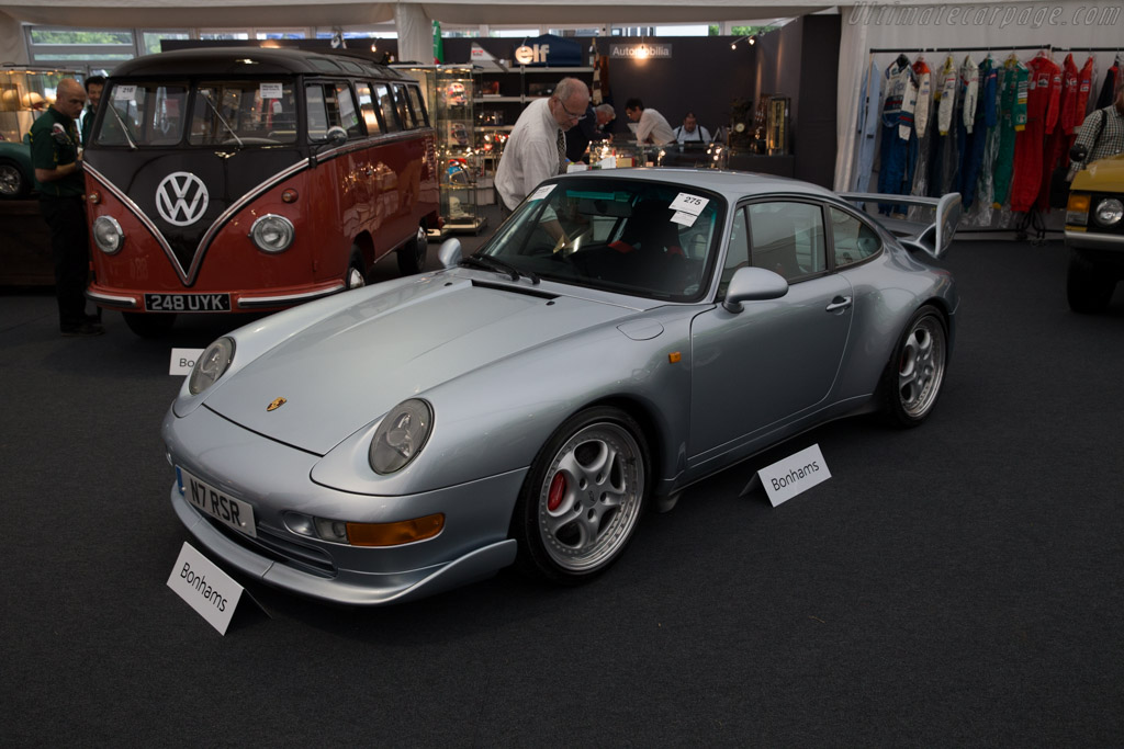 Porsche 911 RS Clubsport - Chassis: WP0ZZZ99Z55390239   - 2016 Goodwood Festival of Speed