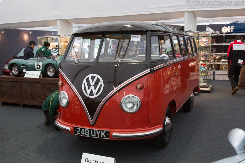 Volkswagen T2 Samba 23-Window Bus - Chassis: 268029   - 2016 Goodwood Festival of Speed