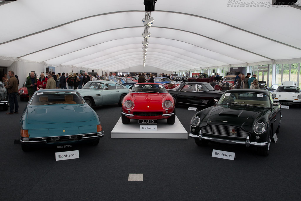 Welcome to the Bonhams Sale    - 2016 Goodwood Festival of Speed