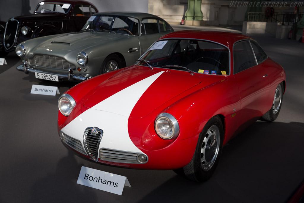 Alfa Romeo SZ Coda Tonda - Chassis: AR10126 00037   - 2016 Retromobile