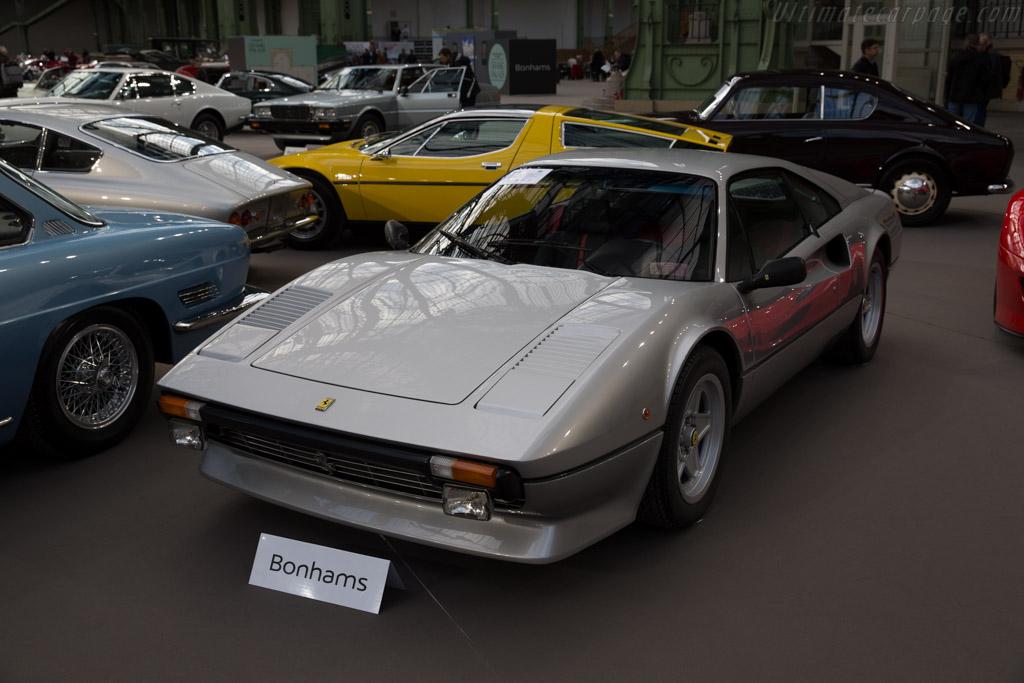 Ferrari 308 GTB Vetroresina - Chassis: 19069   - 2016 Retromobile