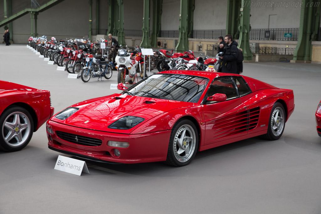 Ferrari 512M Coupe - Chassis: 104354   - 2016 Retromobile