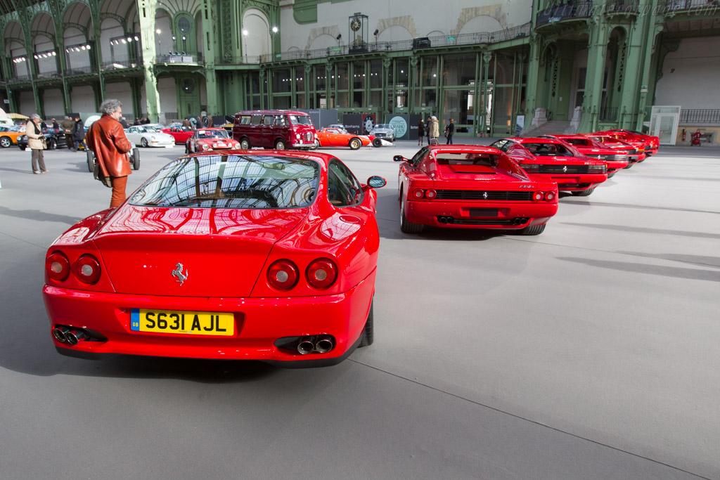 Ferrari 550 Maranello - Chassis: 111048   - 2016 Retromobile