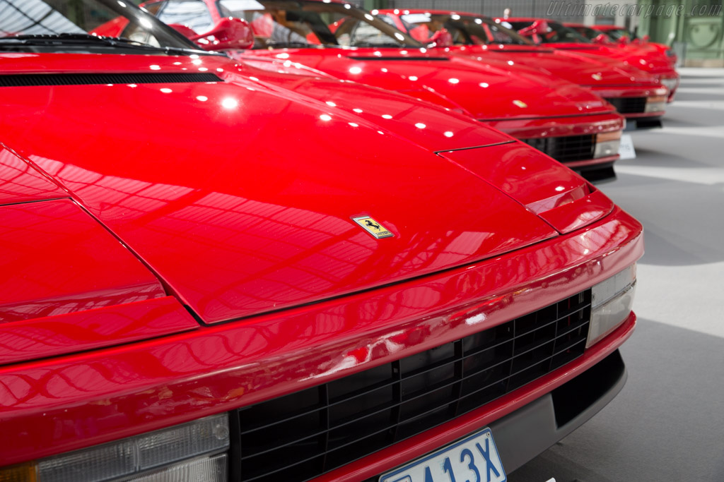 Ferrari Testarossa - Chassis: 68793   - 2016 Retromobile