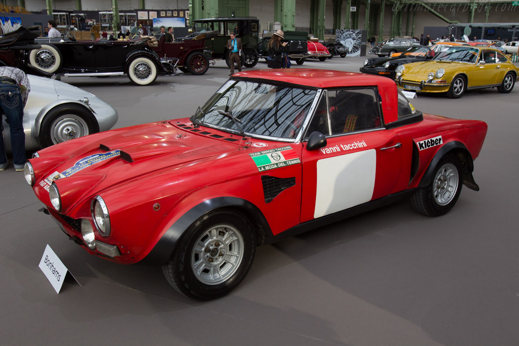 Fiat-Abarth 124 Spider Group 4 - Chassis: 0092696   - 2016 Retromobile
