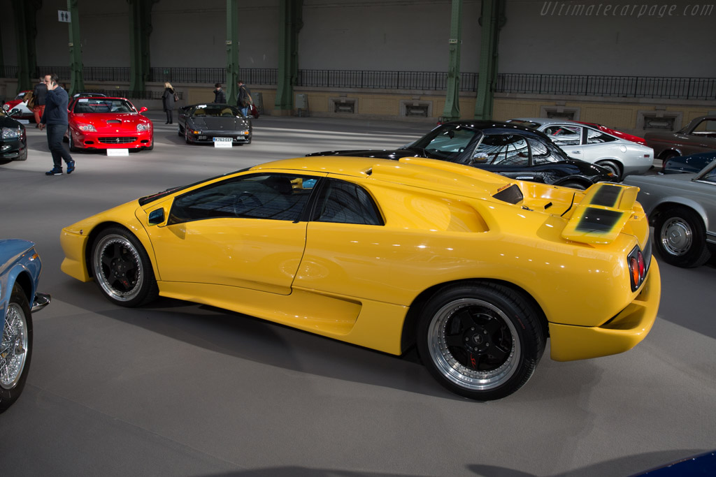 Lamborghini Diablo SV Coupe - Chassis: ZA9DE21A0WLA12906   - 2016 Retromobile