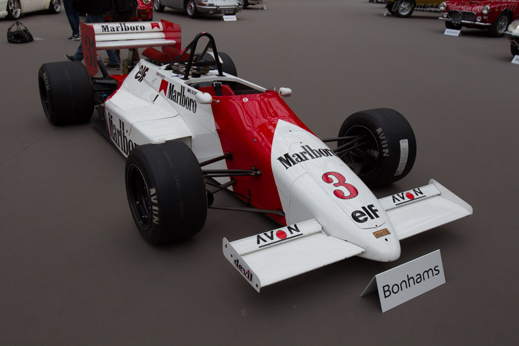 March 85B - Chassis: 85B-05   - 2016 Retromobile