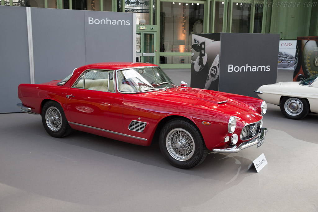 Maserati 3500 GTI Coupe - Chassis: AM101.2640   - 2016 Retromobile