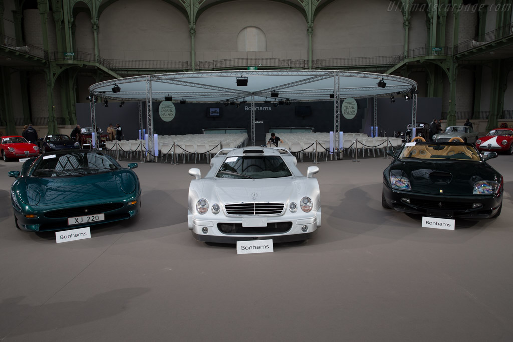 Mercedes-Benz CLK-GTR - Chassis: WDB2973971Y000023   - 2016 Retromobile