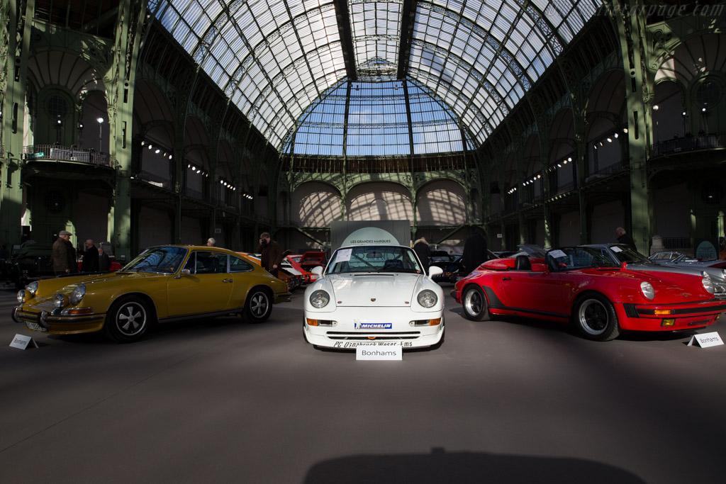 Porsche 911 Cup - Chassis: WP0ZZZ99ZSS398096   - 2016 Retromobile