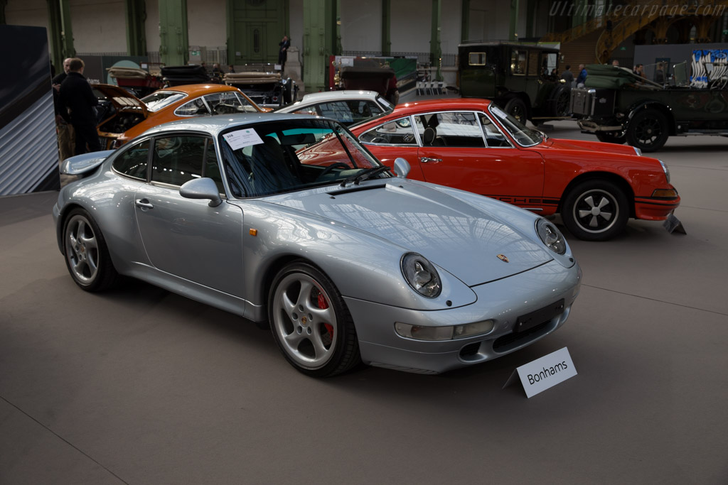 Porsche 911 Turbo - Chassis: WP0ZZZ99ZTS372003   - 2016 Retromobile