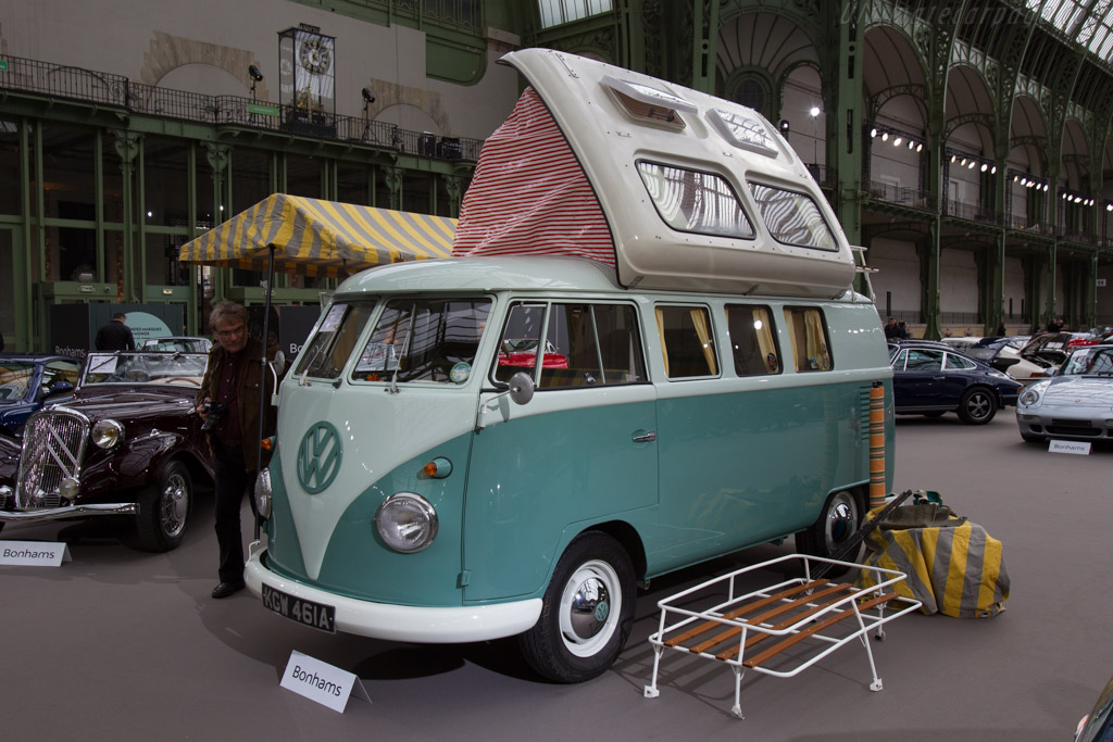 Volkswagen Type 2 Camping Car - Chassis: 1095592   - 2016 Retromobile