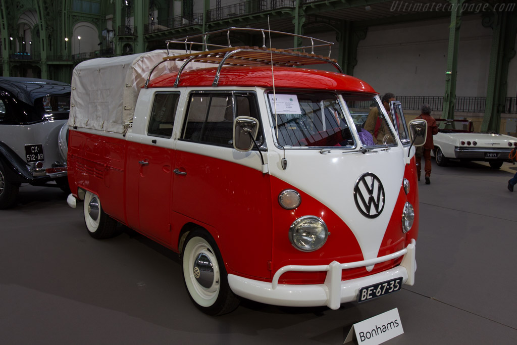 Volkswagen Type 2 Pick-up - Chassis: 266001010   - 2016 Retromobile