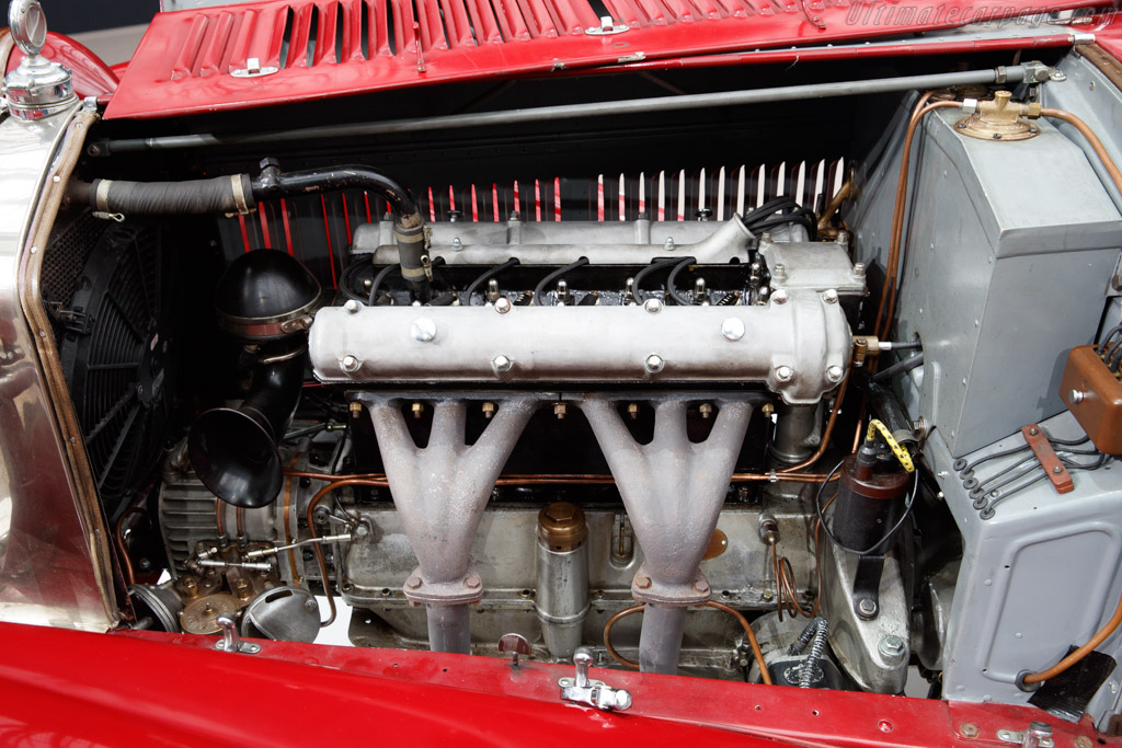 Alfa Romeo 6C 1750 4th Series GS Zagato Spider - Chassis: 8513033  - 2019 Retromobile