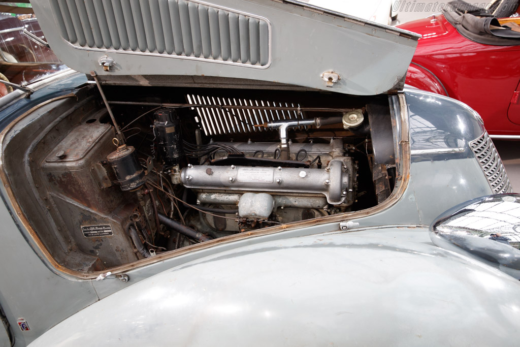 Alfa Romeo 6C 2300 Farina Berlina - Chassis: 814023  - 2019 Retromobile