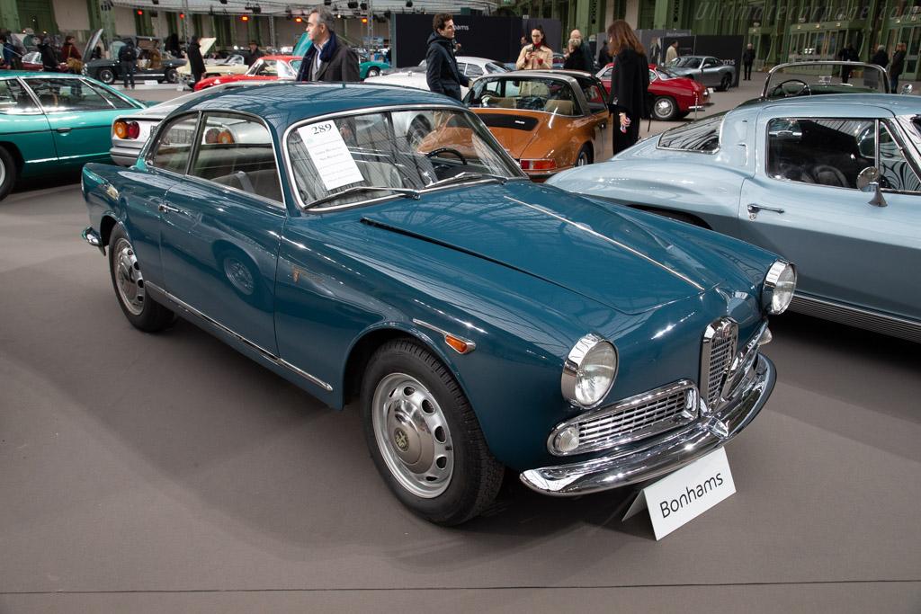 Alfa Romeo Giulietta Sprint Coupe - Chassis: AR350713  - 2019 Retromobile