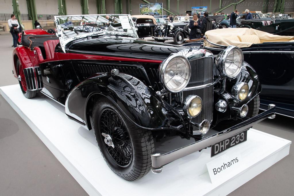 Alvis 4.3 Litre Short Chassis Vanden Plas Tourer - Chassis: 14812  - 2019 Retromobile