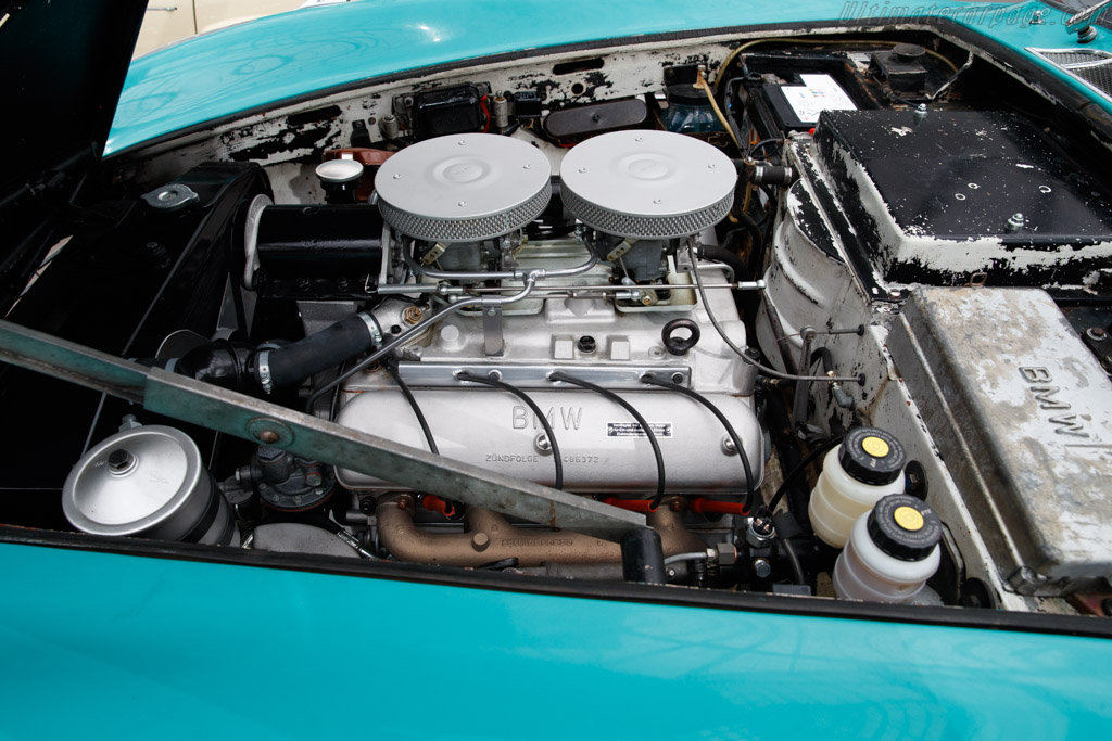 BMW 507 Roadster - Chassis: 70044   - 2019 Retromobile