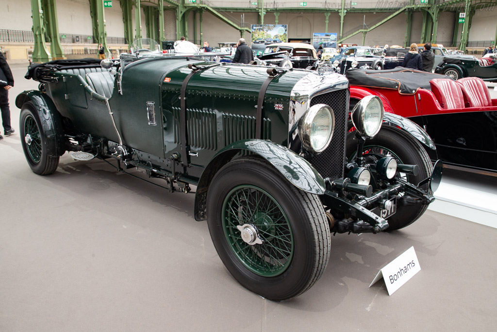 Bentley 3-Litre Speed Weymann Dropehead Coupe - Chassis: TN1568  - 2019 Retromobile