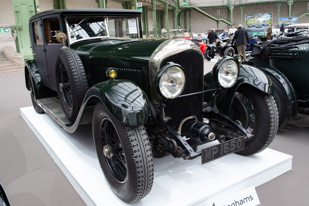 Bentley 6½ Litre Freestone & Webbe Four Light Sports Saloon - Chassis: BR2353  - 2019 Retromobile