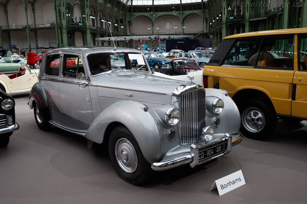 Bentley Mark VI Sports Saloon - Chassis: B330LJ  - 2019 Retromobile