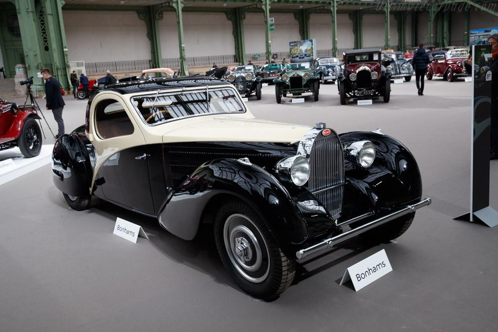 Bugatti Type 57 Atalante - Chassis: 57252  - 2019 Retromobile