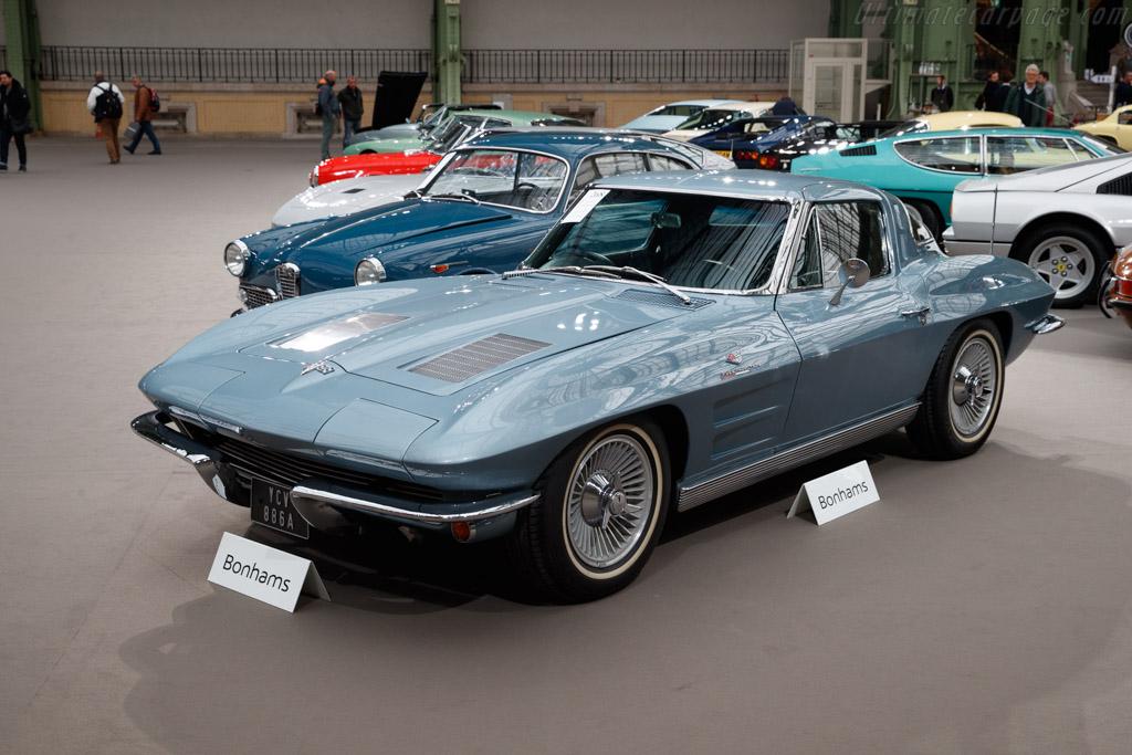 Chevrolet Corvette Split Window Coupe - Chassis: 30837S111365  - 2019 Retromobile