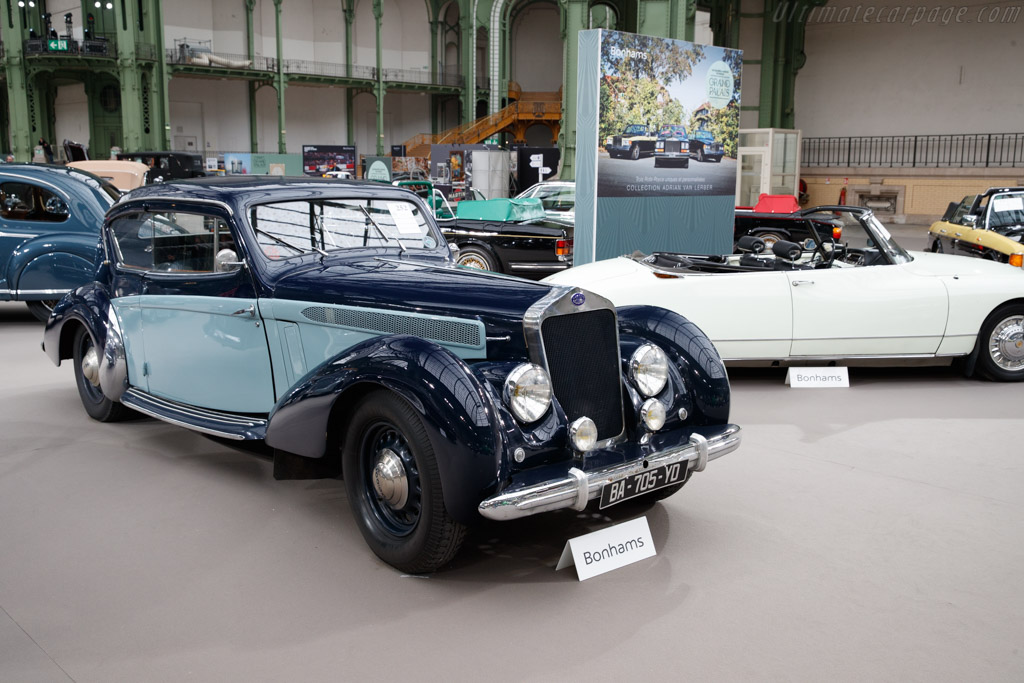 Delage D6 Letourneur & Marchand Olympic Sports Saloon - Chassis: 51659  - 2019 Retromobile