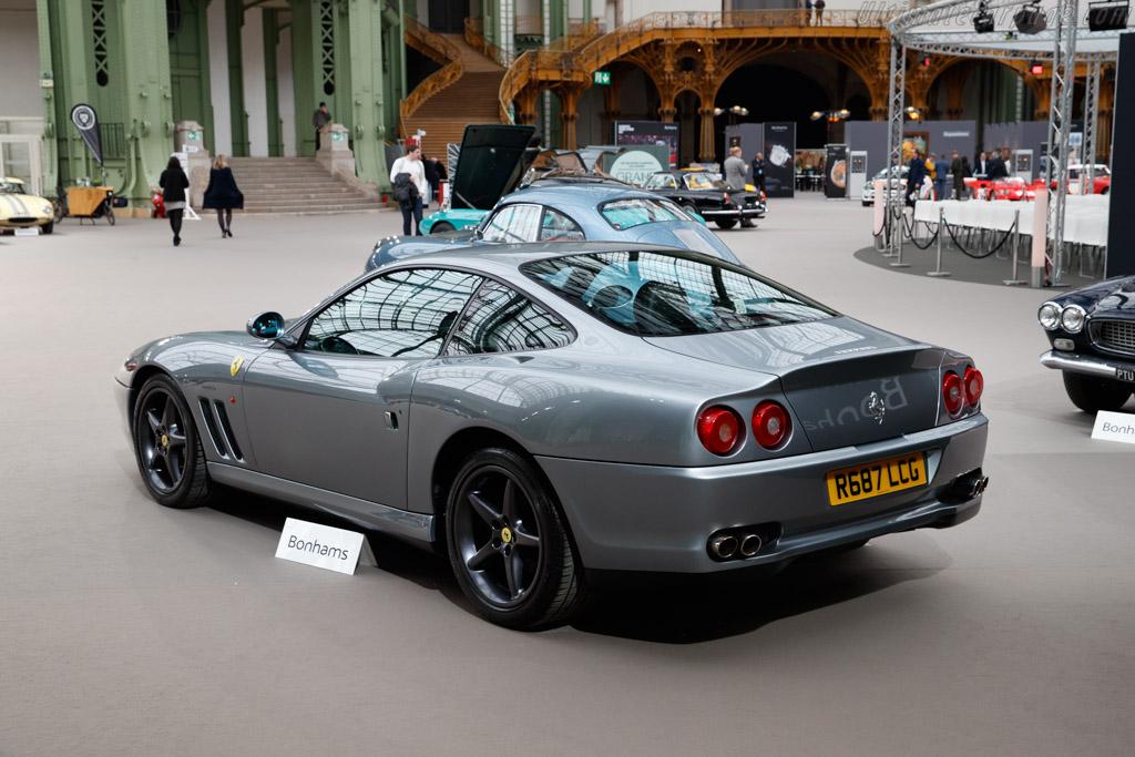 Ferrari 550 Maranello - Chassis: 111707  - 2019 Retromobile