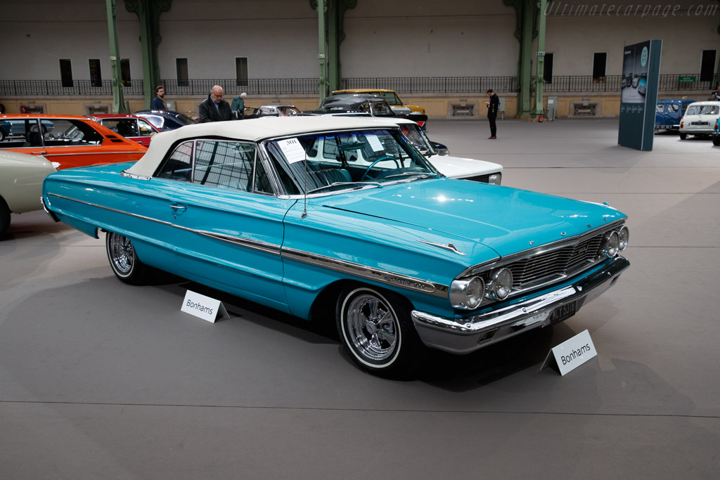 Ford Galaxie 500 Convertible - Chassis: 4Z65X124494  - 2019 Retromobile