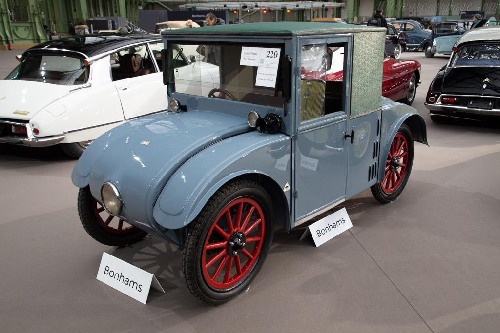 Hanomag 2/10PS Kommisbrot - Chassis: 15460  - 2019 Retromobile